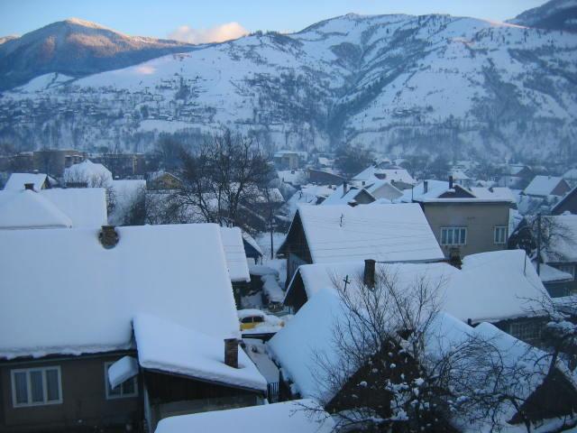 Ragiv in die winter